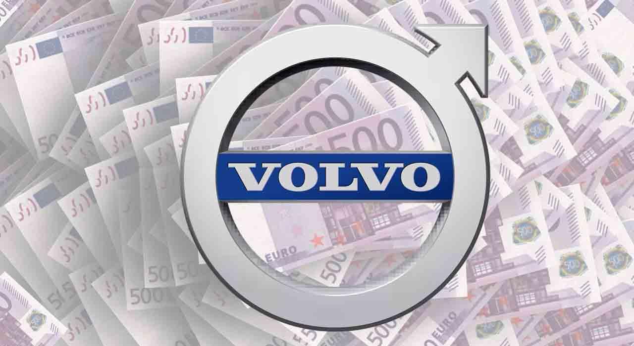 Volvo Indemnizacion Cartel Coches